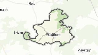 Cartina / Waldthurn