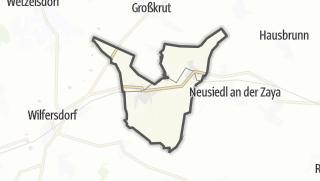 Cartina / Hauskirchen