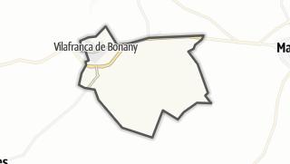 Karte / Vilafranca de Bonany