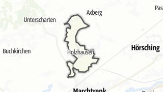 מפה / Holzhausen