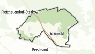 Map / Schoenwald