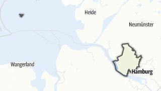 地图 / Pinneberg