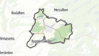 Karte / Münchweiler an der Rodalb