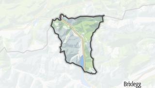 Karte / Achenkirch