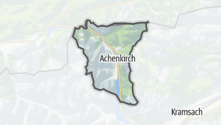 Mapa / Achenkirch