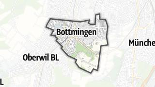 Mapa / Bottmingen