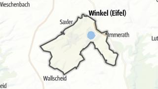 Karte / Gillenfeld