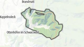 Karte / Seebach