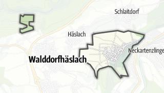 Mapa / Altenriet
