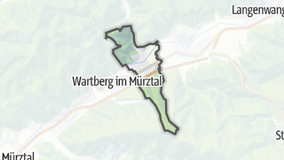 Cartina / Mitterdorf im Mürztal