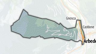 地图 / Gorduno