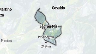 Karte / Sagron Mis