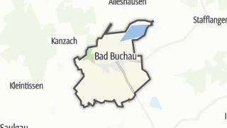 Karte / Bad Buchau