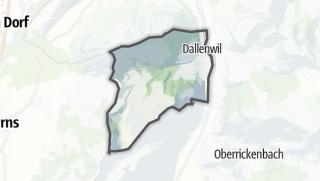 Hartă / Dallenwil