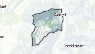 Mapa / Dallenwil