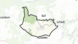 Mapa / Großlittgen