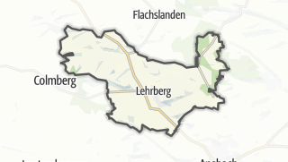 Map / Lehrberg