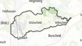 Carte / Leichlingen (Rheinland)
