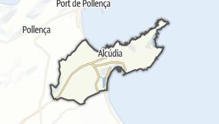 Map / Alcúdia