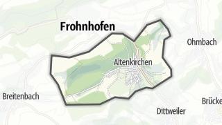 Karte / Altenkirchen