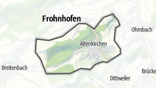 Cartina / Altenkirchen