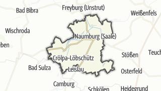 Carte / Naumburg (Saale)