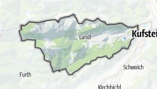 מפה / Thiersee