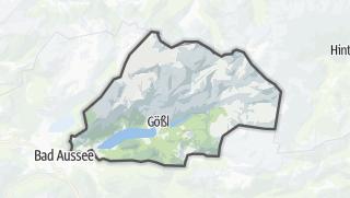Mapa / Grundlsee