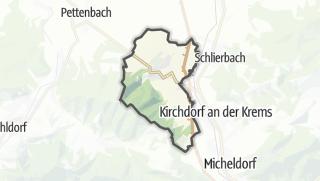 地图 / Inzersdorf im Kremstal
