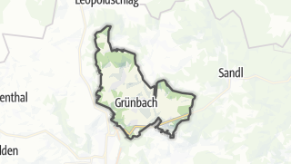 Cartina / Grünbach