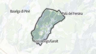 Karte / Sant'Orsola Terme