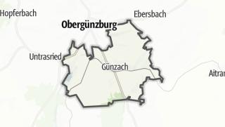 Map / Günzach
