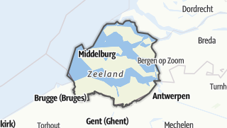 Map / Zeeland