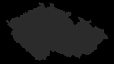 Karte / Tschechische Republik