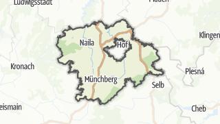 Karte / Hof