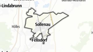 地图 / Sollenau