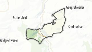 Karte / Bayerfeld-Steckweiler