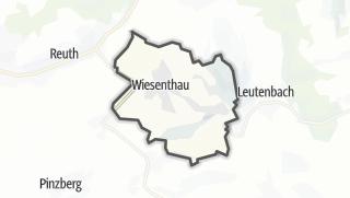 Cartina / Wiesenthau