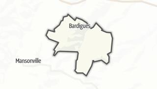 Карта / Bardigues