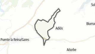 Karte / Muruzábal