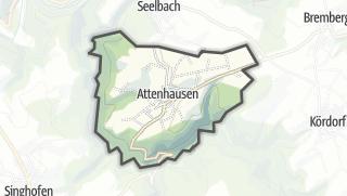 Cartina / Attenhausen