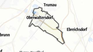 Mapa / Oberwaltersdorf