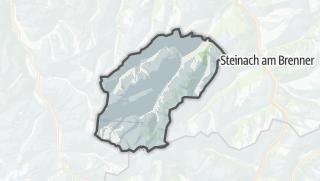 Karte / Neustift im Stubaital