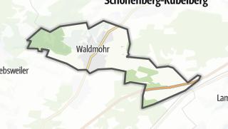Karte / Waldmohr