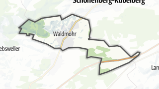 Cartina / Waldmohr