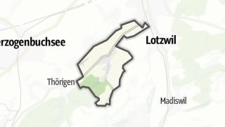 מפה / Bleienbach