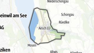 Cartina / Aesch (LU)