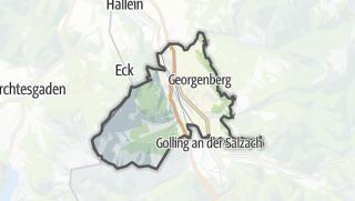 Karte / Kuchl