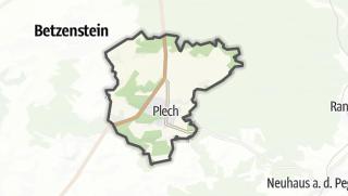 地图 / Plech