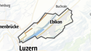מפה / Ebikon